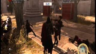 Assassin's Creed Brotherhood Sequence 8 - Memory 6 All Roads Lead To