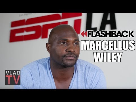 Flashback: Marcellus Wiley on Athletes Spending and Not Saving Before Retiring