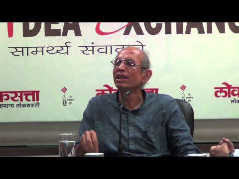 We need sustainable development with environmental consciousness -- Madhav Gadgil