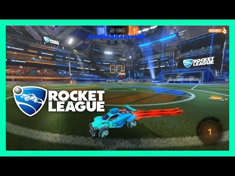 Rocket League - Let's Play #20 - I FINALLY HIT GOLD 1 IN COMPETITIVE! [1080p 60FPS]