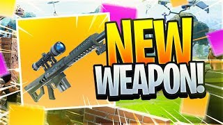 *NEW* HEAVY SNIPER GAMEPLAY ONE SHOTS in FORTNITE!