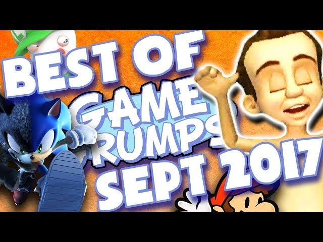 BEST OF Game Grumps - September 2017