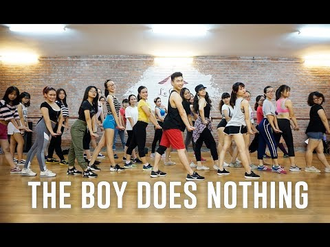 Bài nhảy Sexydance | The Boy Does Nothing - Alesha Dixon | Dancing with Minhx
