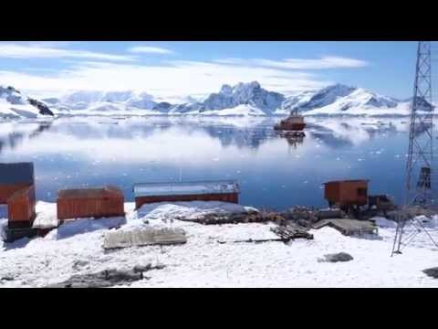 Admiral Brown Base, Paradise Cove, Antarctica