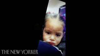Witness a Mother's Call with her Daughter in Government Custody   The New Yorker