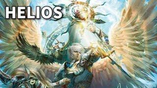 Helios , Pembawa Kereta Surya ( Mitologi Yunani )