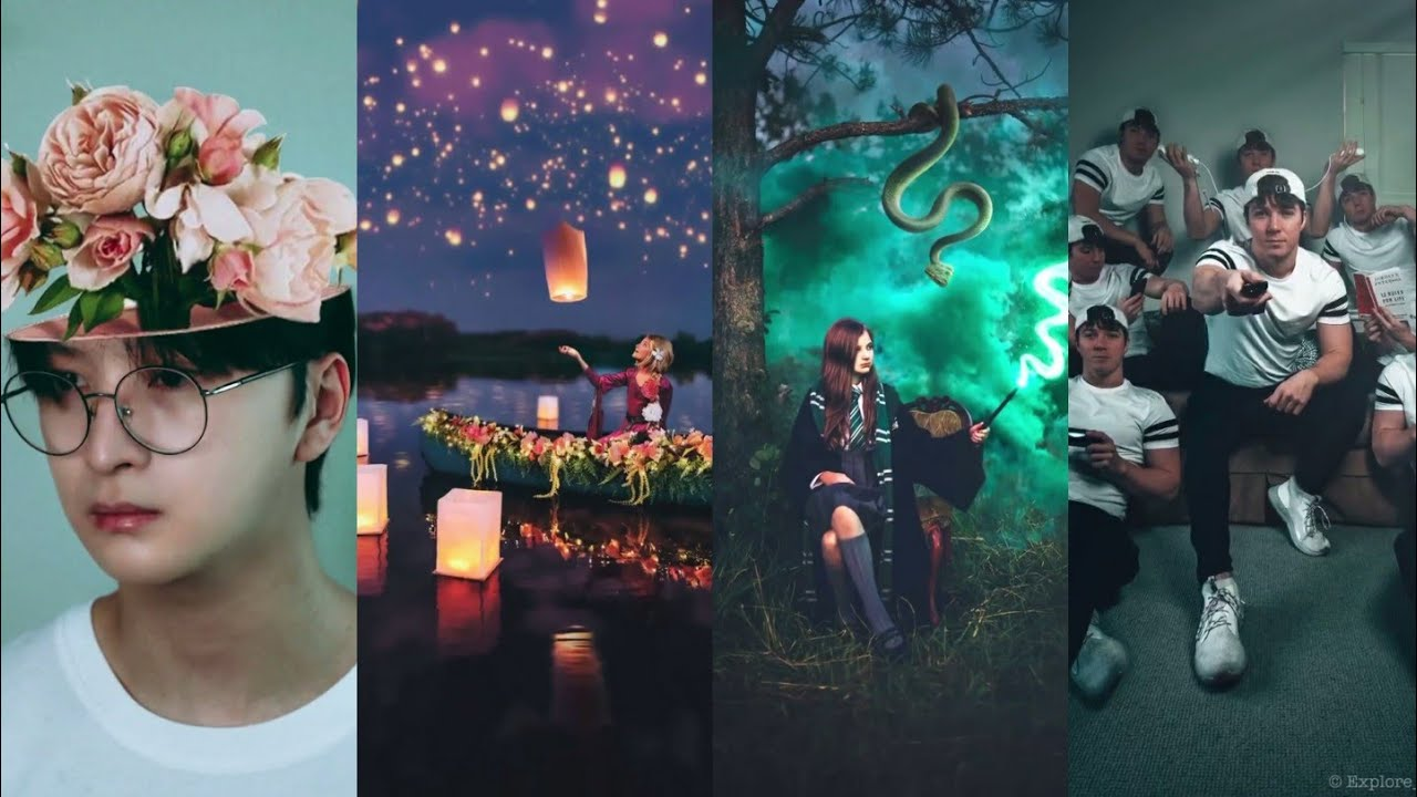 25 Creative Photo Editing Ideas | Creative Photography Ideas | #20