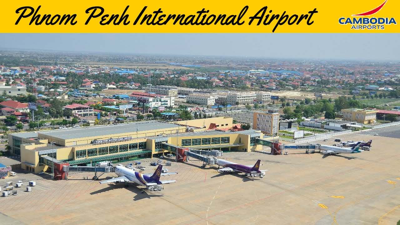 Image result for pochentong airport