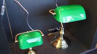 настольная лампа MarksLojd Bankers 105931 обзор