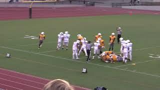 Heritage High School: Varsity Football 8-31-18