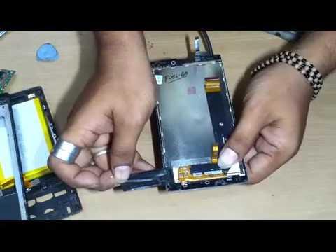 How To Repair Mobile LCD …….