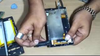 How To Repair Mobile LCD .......