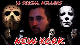 10 SERIAL KILLERS in NEW YORK