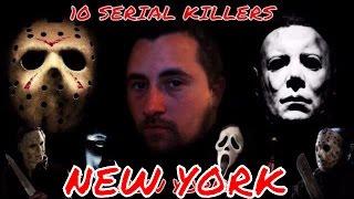 10 SERIAL KILLERS in NEW YORK