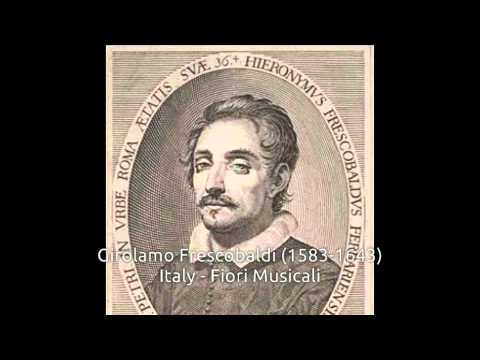 The History of Music Pt 8: Early Baroque composers born 15501600