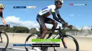 Велоспорт   Вуэльта Каталонии   7 й этап