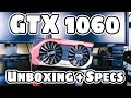 GTX 1060 Unboxing (Gainward Phoenix)