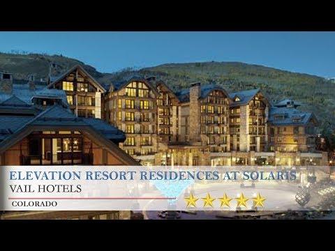 Elevation Resort Residences At Solaris - Vail Hotels, Colorado