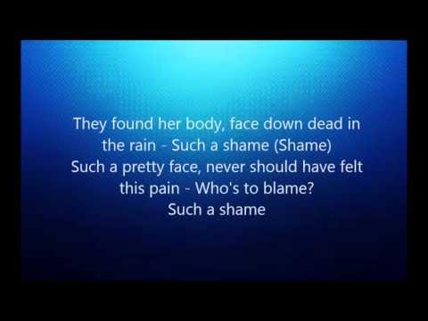 such a shame black stone cherry with lyrics