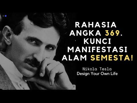 Nikola Tesla: Rahasia Angka 369 - Kunci Manifestasi Alam Semesta