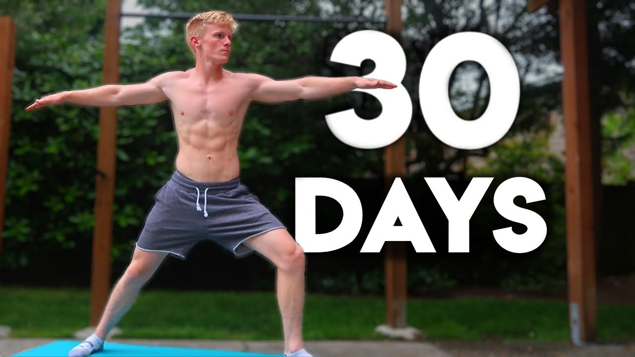 I Did Yoga Everyday for 30 Days