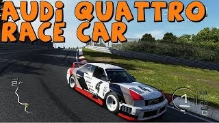 Forza 5 | #4 Audi 90 Quattro IMSA GTO Race Car | First Test!(, 2014-06-11T21:00:03.000Z)