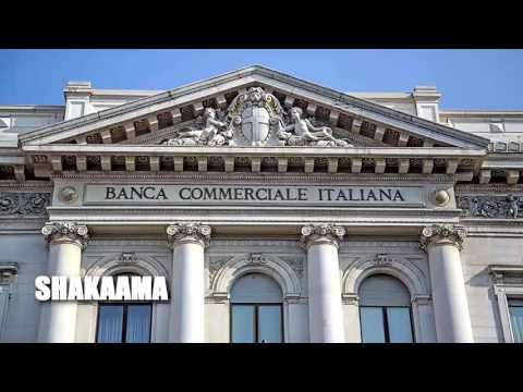 BITCOIN TO SAVE THE ITALIAN BANKING CRISIS