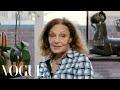 Diane von Furstenberg's Greatest Design Inspirations | Designer Stories | Vogue