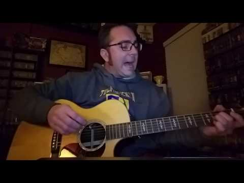 Interstate Love Song | Stone Temple Pilots | Acoustic Cover by Brendon