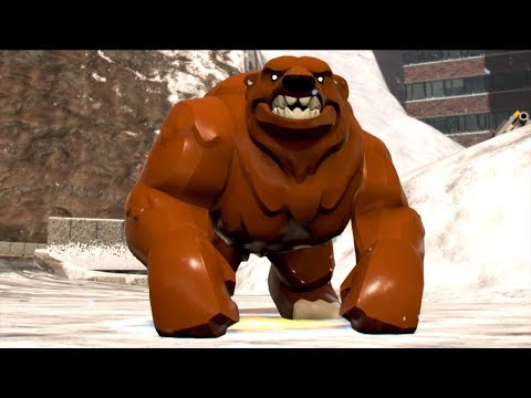 LEGO Marvel Super Heroes 2 - Ursa Major Unlock Guide/Showcase