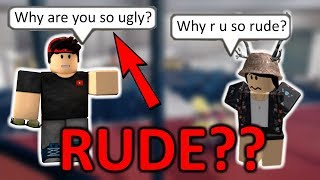 Trash Talking - ROBLOX Social Experiment (HUGE ROBUX GIVEAWAY)