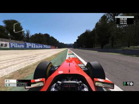 Project CARS Warm Up #2 [60 FPS] - Xbox Controller (PC) F1-Formula A - Test - Gameplay