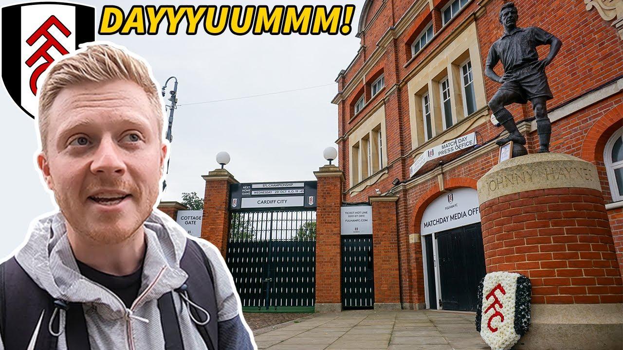 Download WORLD'S BEST LOOKING STADIUM???? Craven Cottage, Fulham FC