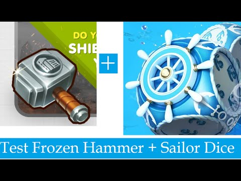 Line Get Rich- Frozen Hammer & Sailor Dice TESTPLAY from YouTube · Duration:  6 minutes 17 seconds  · 1.000+ views · uploaded on 2-9-2016 · uploaded by GetRich 888
