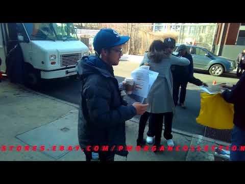 Ice T & Mariska Hargitay 2018 NYC