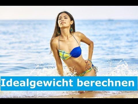 Idealgewicht berechnen & Idealgewicht heraus finden | ABNEHMEN-BERLIN.COM
