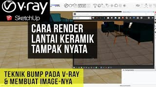 Download Sketchup 2017 And Vray 3 4 Lamp Glow Material Render