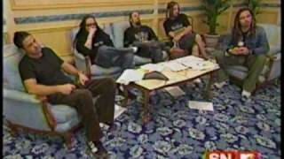 Korn : Making Of Alone I Break - Part 1/7 - September 5th 2002