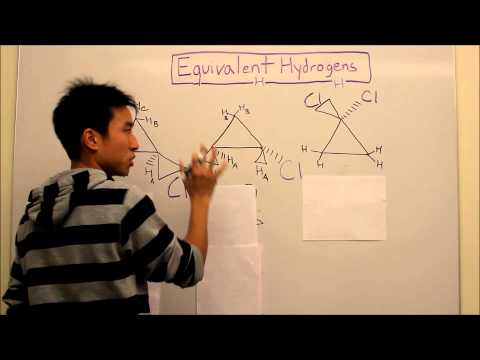 NMR Made Easy! Part 2B - Tricky Equivalent Hydrogens - Organic Chemistry