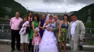 Свадьба Марины и Виктора!Саяногорск - Черёмушки!!!.