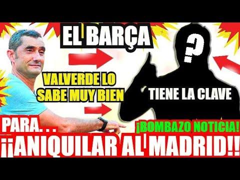 ¡¡EL BARÇA y COMO ANIQUILAR al REAL MADRID en LIGA !! FC BARCELONA NOTICIAS
