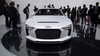 Audi Quattro Concept 2010 Videos