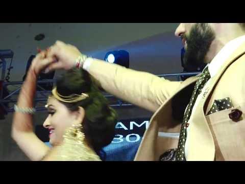 Meri ye sardarniye singer Ranjit Bawa model Barinder Dhapai nd Samriti Barinder Dhapai