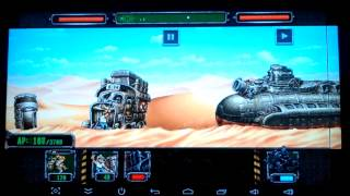 Metal Slug Defense v1.29: Parachute Truck vs Sandmarine