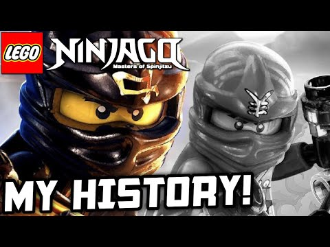 Ninjago: My Favorite Ninja! (A Brief History) ⚔️