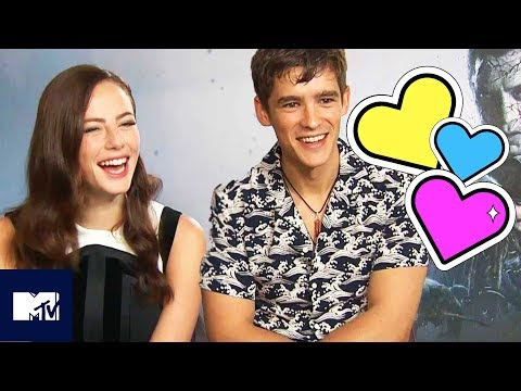 Kaya Scodelario and Brenton Thwaites Go Speed Dating! 😘  MTV