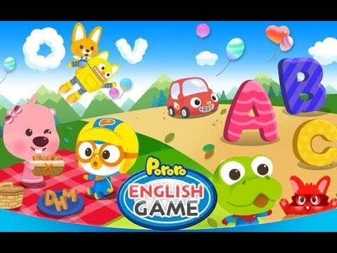 Download Learn Letters with Poli English Game Lite App - Educational Videos for Kids