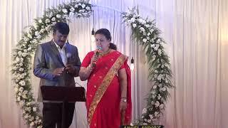 Vijay & Sneha Suresh - Raasathi manasula
