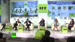 Role of intl news media on new geopolitical chessboard (#RT10 Panel Discussion) thumbnail