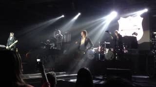 For King and Country concert intro